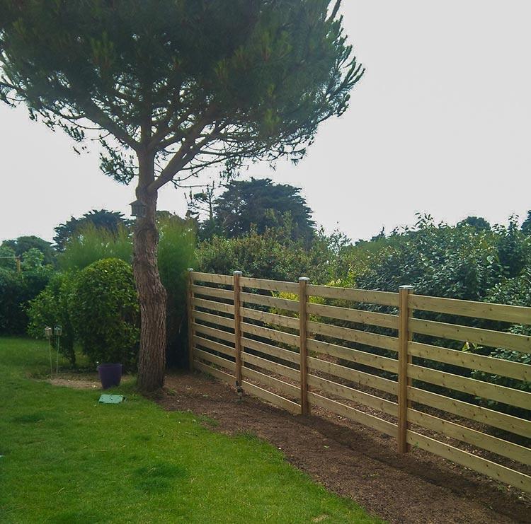 cote-et-jardins-paysagiste-pornic-cloture-bois